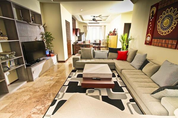 Klong Nin Beach Front Apartments Lounge, Klong Nin Beach,Koh Lanta