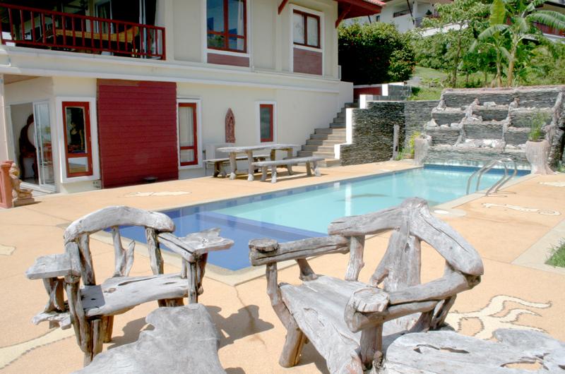 Kantiang Bay Pool Villas Pool, Ko Lanta