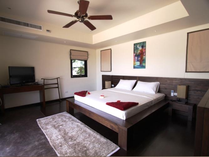 Klong Khong Seaview Vills Bedroom , Ko Lanta