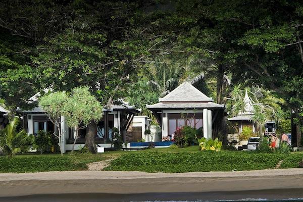 Klong Nin Beach Front Villa,Koh Lanta