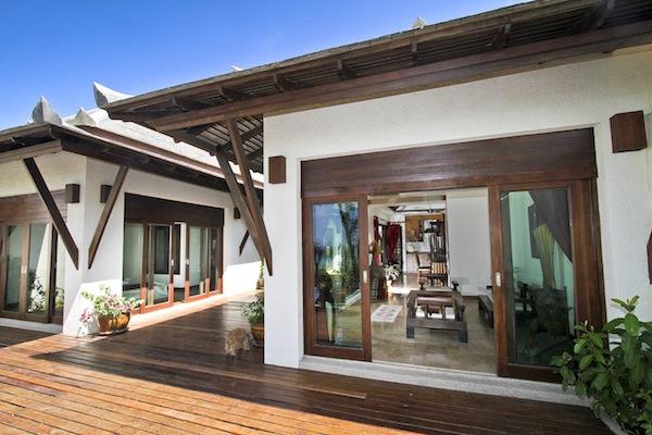 Klong Nin Beach Front Villa, Klong Nin,Koh Lanta