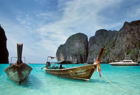 Ko Lanta Longtail Boat Tours